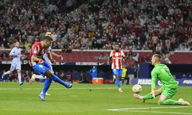 Atletico 2-0 Barca