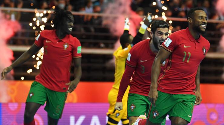 Argentina 2-1 Bồ Đào Nha
