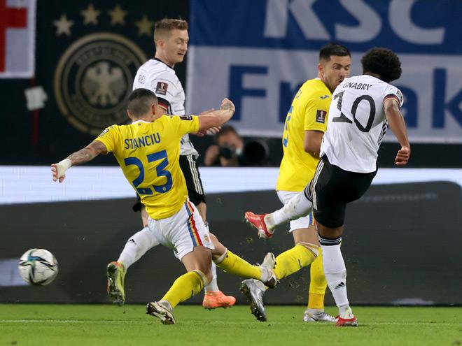 Đức 2-1 Romania