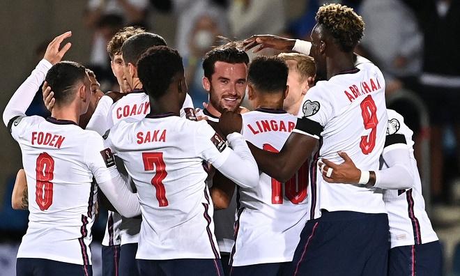 Andorra 0-5 Anh