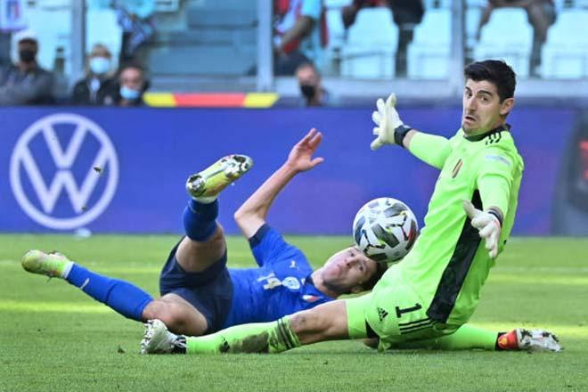 Italia 2-1 Bỉ