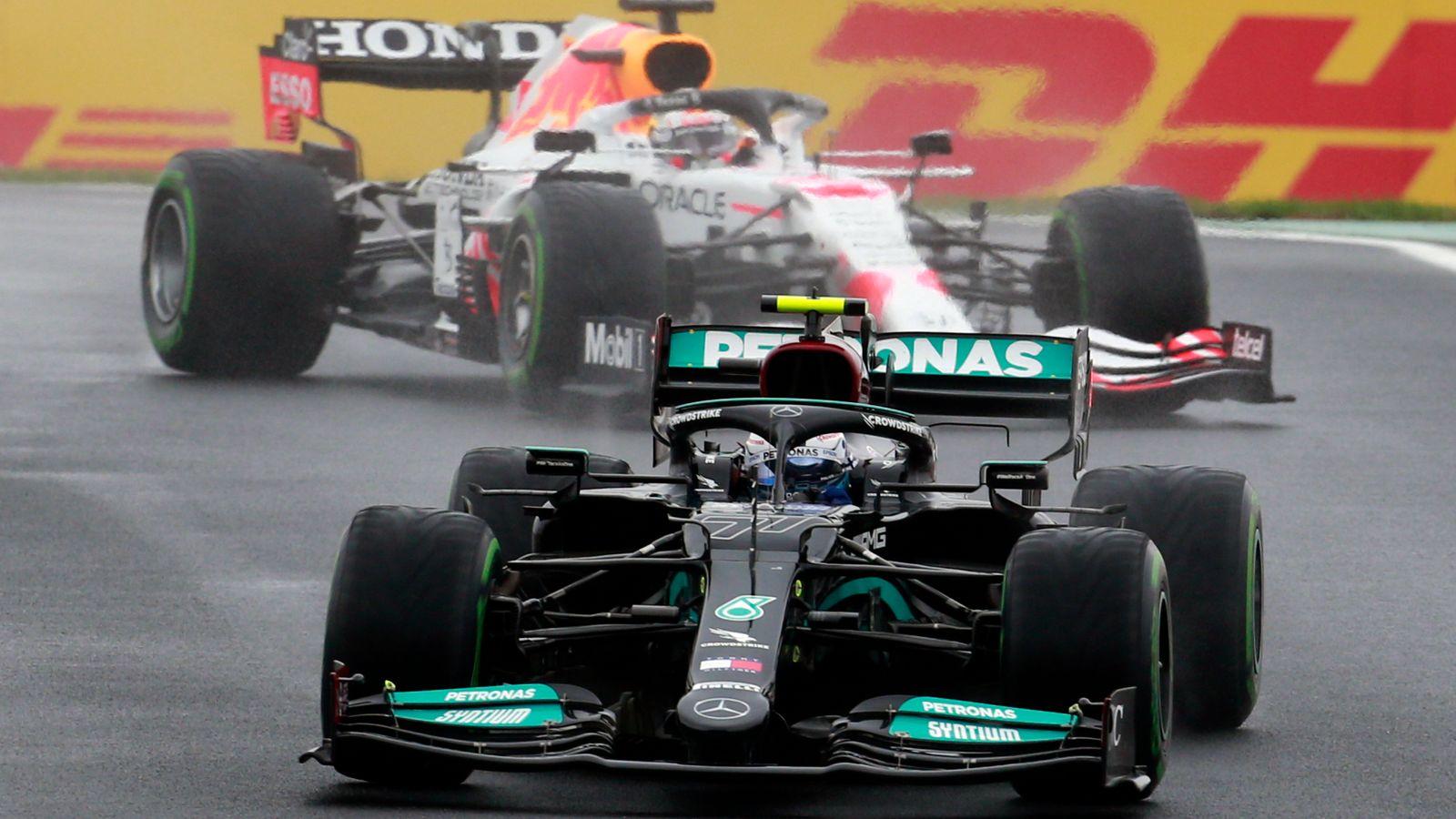 Valtteri Bottas về nhất chặng Thổ nhĩ kỳ Grand Prix