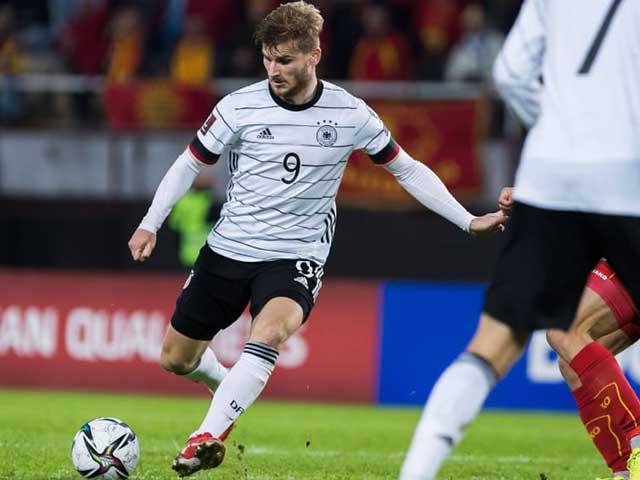 Bắc Macedonia 0-4 Đức