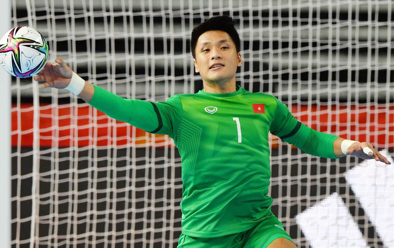 4 năm trở thành ngôi sao futsal của Hồ Văn Ý