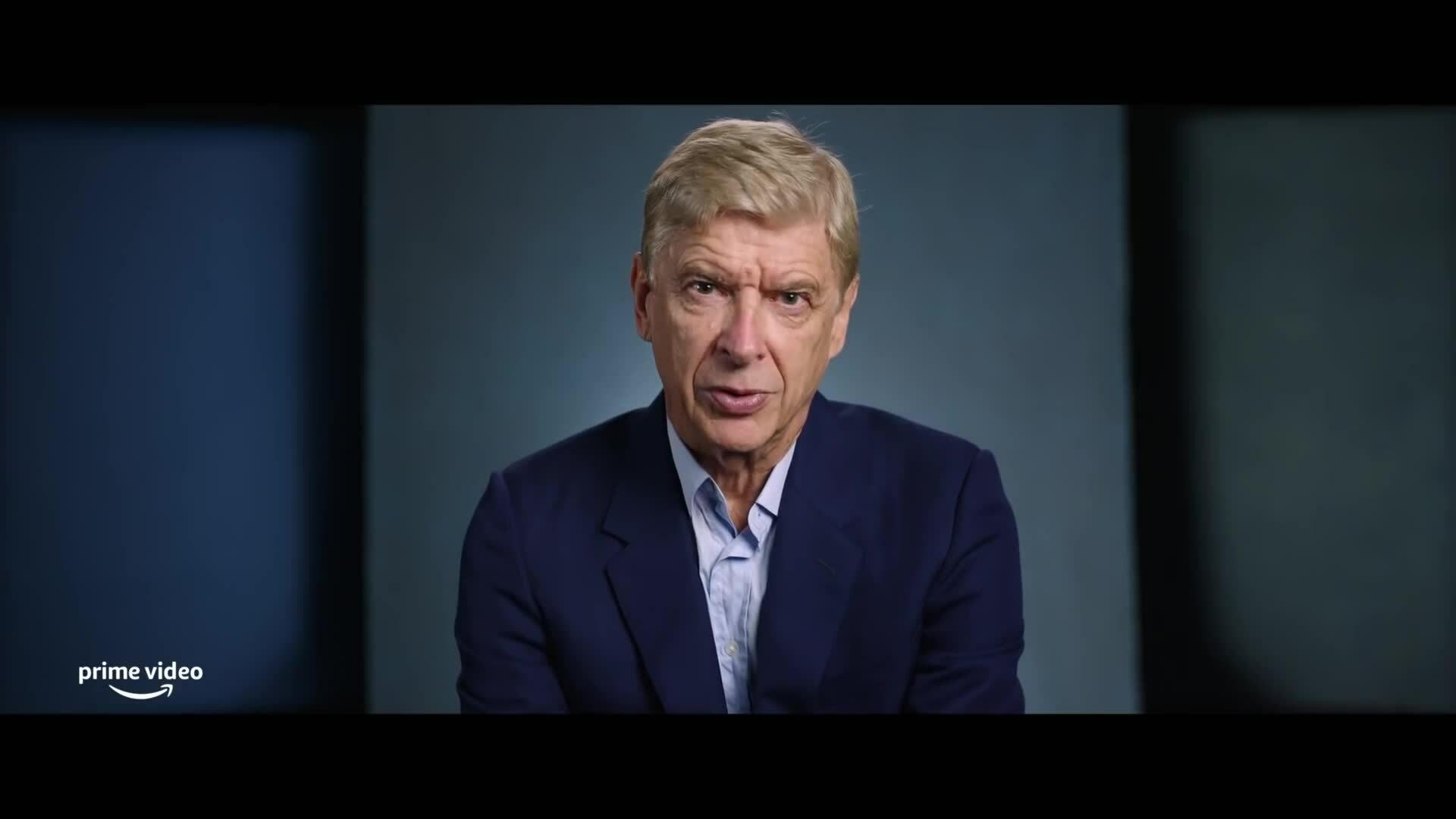 Trailer phim tài liệu về Wenger