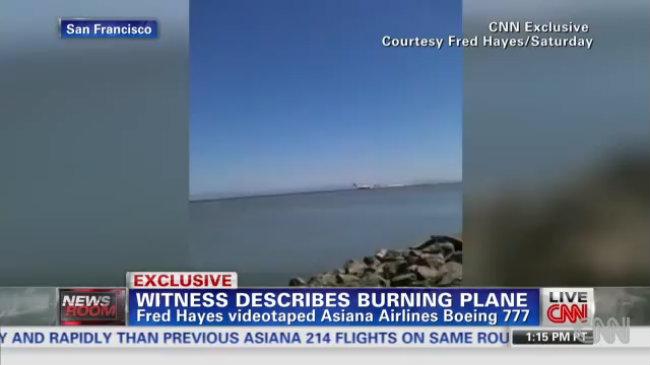 Cú hạ cánh thảm họa của chiếc Boeing 777