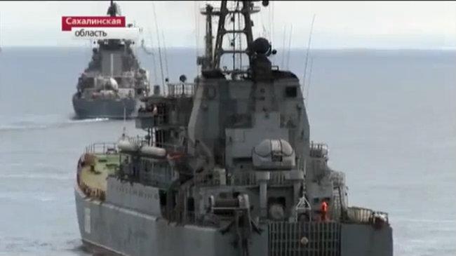 Putin theo dõi tập trận ở Viễn Đông