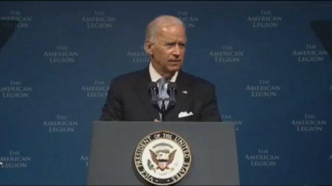 Phó tổng thống Mỹ: 'Không nghi ngờ gì việc Syria dùng vũ khí hóa học'