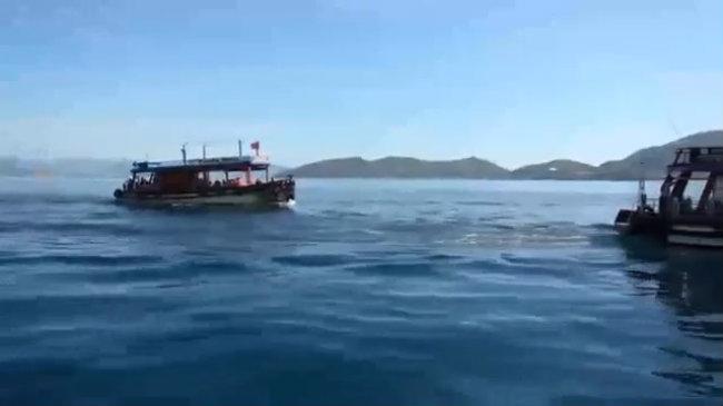 Ứng viên phi hành gia lặn biển sâu 6m