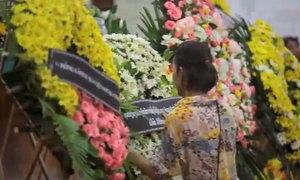 Lào tưởng niệm nạn nhân tai nạn máy bay