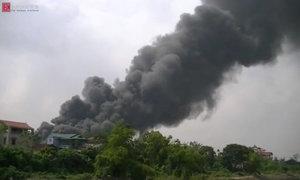 Công ty sản xuất đệm mút cháy lớn