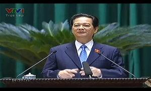 Thủ tướng nói về quy hoạch thủy điện
