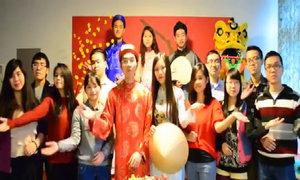 Du học sinh Việt Nam toàn thế giới chúc Tết Giáp Ngọ
