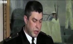 Tư lệnh Hải quân Ukraine bị tố phản quốc