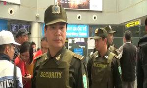 Sân bay Việt Nam thắt chặt an ninh