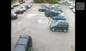 Những màn đỗ xe không tưởng