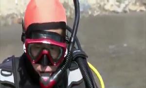 Ba năm lặn biển tìm vợ mất tích