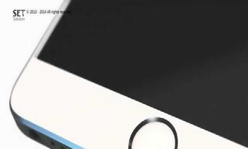 iPhone 6 siêu mỏng màn hình 4,7 inch Full HD