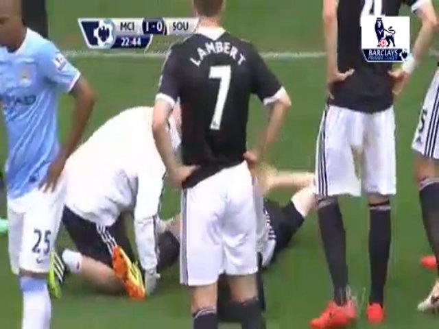 Rodriguez dính chấn thương