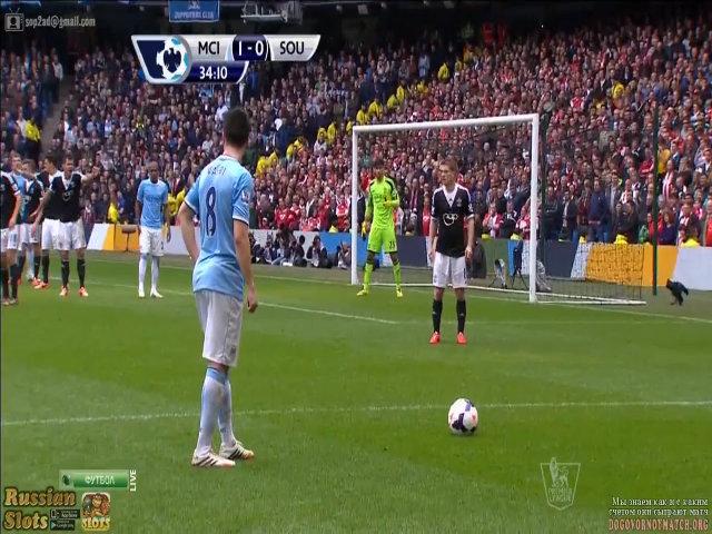 Xà ngang cứu thua cho Southampton