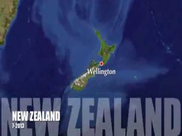 New Zealand làm tôi thăng hoa