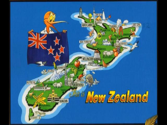 Cùng khám phá đảo quốc thần tiên New Zealand
