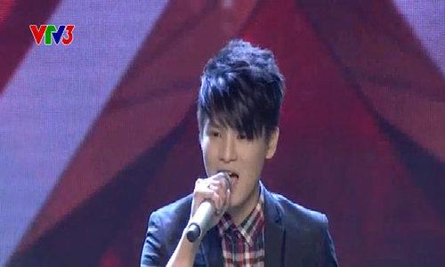 Phạm Đình Thái Ngân hát 'Amazing grace'