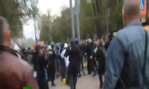 Đụng độ ở Donetsk