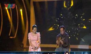 Minh Thùy hát 'Nỗi nhớ đầy vơi'