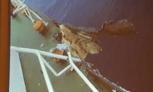 Tàu Việt Nam thiệt hại vì tàu Trung Quốc đâm