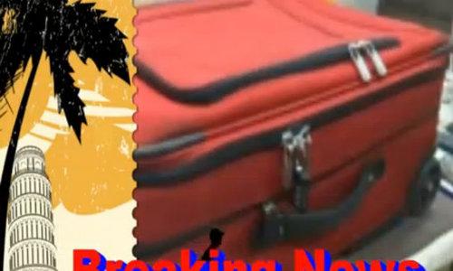 Cách phá khóa vali