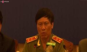 Trung tướng Hoàng Kông Tư: 'Đảm bảo an toàn cho các nhà đầu tư nước ngoài'