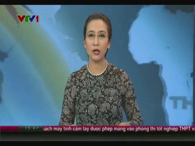 Trung Quốc đâm chìm tàu cá Việt Nam