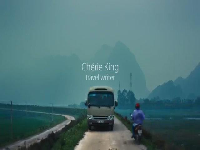 Hình ảnh Việt Nam trong quảng cáo iPad Air