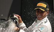 Hamilton về nhất tại British GP