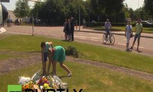 Người Hà Lan đặt hoa tưởng niệm nạn nhân Mh17