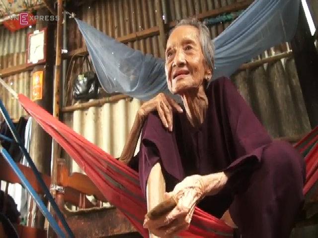 Cuộc sống cụ bà cao tuổi nhất Việt Nam