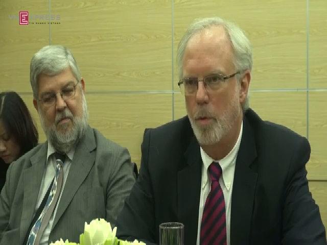 Đại sứ Mỹ David Shear 'Tôi hi vọng trong thời gian tới hai nước sẽ nâng tầm lên quan hệ chiến lược