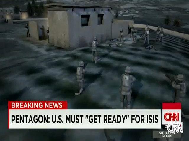 Đặc nhiệm Mỹ giải cứu các con tin ở Syria bất thành