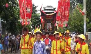 Lễ Nghinh Ông ở huyện đảo Sài Gòn