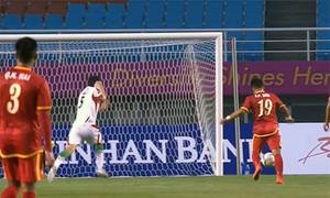 Olympic Iran 1- 4 Olympic Việt Nam