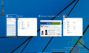 Chế độ đa màn hình trên Windows 9