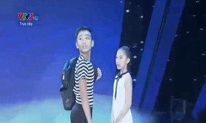 Vòng bán kết của cuộc thi Bước nhảy hoàn vũ nhí