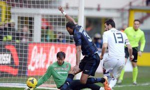 Inter 1-4 Cagliari