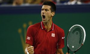 Novak Djokovic 2-0 Dominic Thiem
