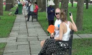 Phần lớn du khách nghĩ tốt về cảnh báo cướp giật ở TP HCM