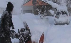 New York ngập chìm trong tuyết rơi kỷ lục