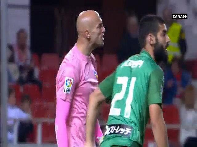 Sevilla 5-1 Sabadell