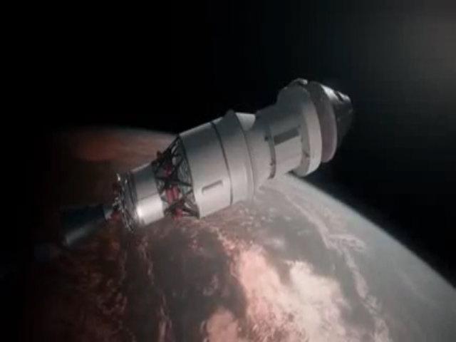 Thử nghiệm tàu vũ trụ đưa người lên sao Hỏa