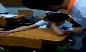 Lý do đừng nên ngủ gật trên lớp
